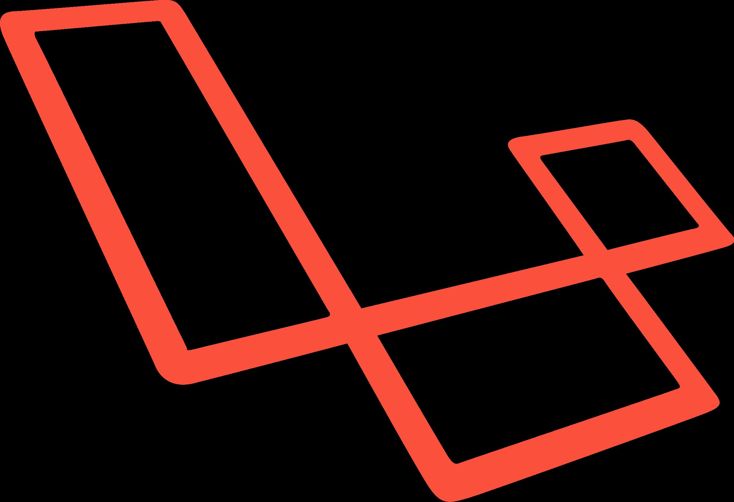 App Development Laravel logo