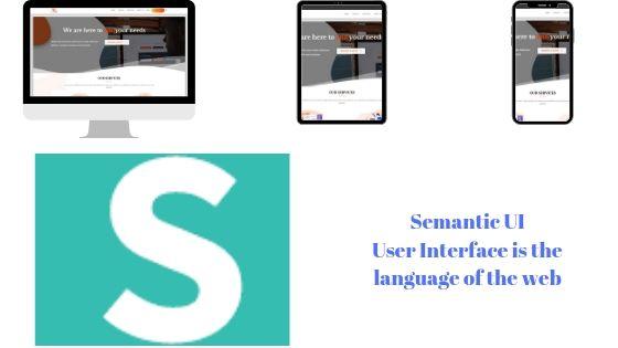 semantic UI