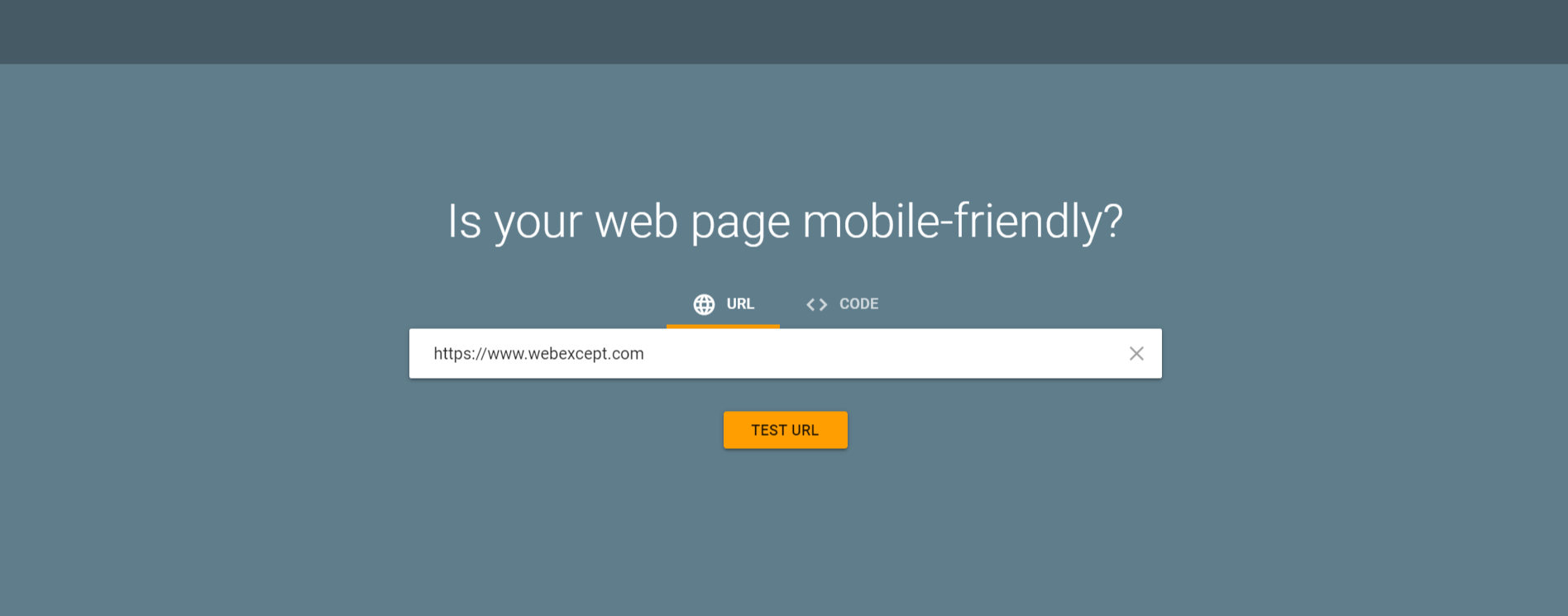 mobile firendly-on-page seo