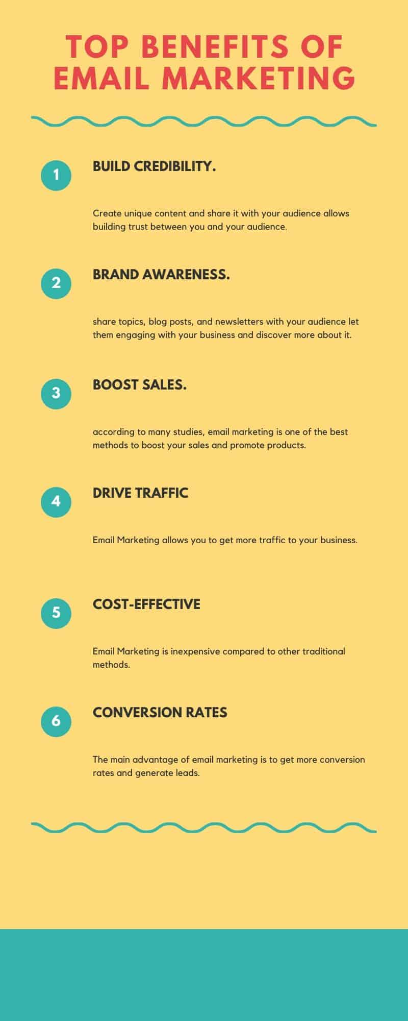 Email marketing tips - cover